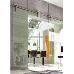 glass sliding door system 7