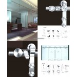 glass sliding door system 9